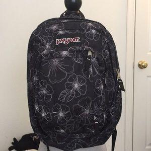 Black JanSport Backpack 🖤